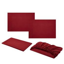 Barra de satén de imitación Cubierta de colcha Impresión reactiva y teñido Traje de cuatro piezas Textiles para el hogar Funda de almohada en la cama Color liso 58wo3b1 desde fabricantes
