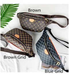 borse per signore Sconti Designer Luxury Women Waistpacks Borse a tracolla Marsupio Borse Tasche petto Borse da viaggio per cellulare da donna