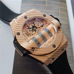 quarz-marke gummi-uhr Rabatt Schweizer Marke MP-11 Uhr für Männer Luxus hochwertige Quarzuhren Kautschukband Edelstahl einzigartige Designer Fall Herrenmode Uhren