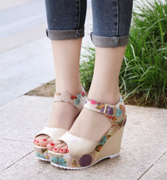 Shop Small Wedges Sandals UK | Small Wedges Sandals free
