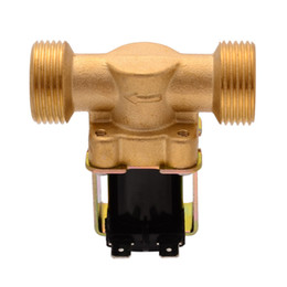 válvulas solenóides pneumáticas Desconto Desgaste-resistente 3/4
