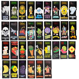 2019 Newest 42 Flavors Black HOLOGRAM Dank Vapes And Cereal