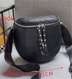 sacos de designer marrom escuro Desconto Designer de mulheres crossbody moda casual mulheres carta bolsa de ombro saco de corpo cruz Tote syle new arrival 2 classic color