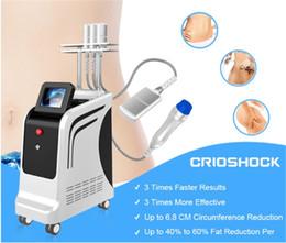 ce tecnologia Sconti L'ultima tecnologia multifunzione grasso congelamento EMS Acoustic Wave Therapy Cryoshock Machine