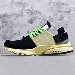 57adb1c6f914 Presto BR QS Running Shoes Mens Sneaker Tripel Black White red Womens  trainer sports shoe athletic Jogging Casual designer shoes size 36-46