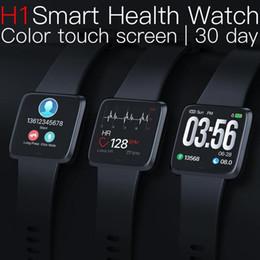 Celulares cdma on-line-JAKCOM H1 Smart Health Assista Novo Produto em Relógios Inteligentes como telefone celular xmaomi 4 cdma