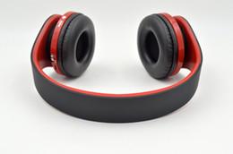 Спортивная беспроводная bluetooth-гарнитура онлайн-Популярный красный цвет Bluetooth-гарнитура складной наушники мода молодой носить стерео беспроводная спортивная гарнитура с микрофоном