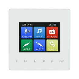 Audio de magasin à la maison d'hôtel de bureau à la maison de 3 pouces dans le contrôleur de musique de fond de mur, Bluetooth numérique, système de cinéma à la maison de cinéma ? partir de fabricateur