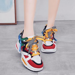 b16ff755c 2019 calçados do palhaço da forma 2019 novos calçados casuais moda Joker  Casual aumentar ins sapatos