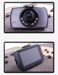 Gravador de dados de viagem de veículo on-line-Mais novo HD 1080 P Câmera Do Carro DVR Carro Novatek 96220 Veículo de Viagem Data Gravador de Visão Noturna Tacógrafo 2.7 polegada LCD 001