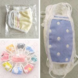 Adultos Niños bebé boca Máscaras venta 6 capas de la gasa del polvo anti gripe Haze Mascarilla oído-gancho transpirable lavable reutilizable Máscara D31105 desde fabricantes