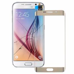 telefone 5.7 bildschirm Rabatt 5,7 zoll für samsung für galaxy s6 edge plus s6 edge + g928 g9280 g928f handy touchscreen panel glas display teile