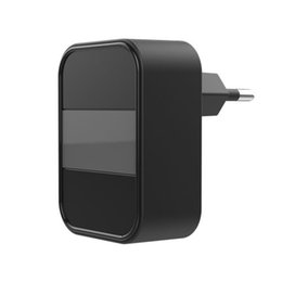 Argentina WM9 1080P HD Sin agujero IR visión nocturna WIFI Cámara de cargador de CA inalámbrica UE Reino Unido EE.UU. enchufe cheap wireless chargers Suministro