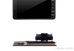 Registratore di traffico veicolare IPS HD 1080P da quattro pollici con doppio obiettivo anteriore e posteriore che supporta l'inversione dell'immagine Cardvr da cuscino della spalla del cinturino fornitori
