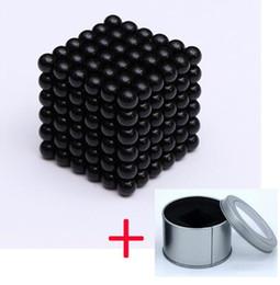 2019 rueda alada 2019 Nueva 3mm 216Pcs / set del imán del cubo magnético Cubo Neo regalo rompecabezas del cubo de bolas