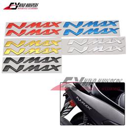 Motorrad-tank embleme online-Motorrad-3D Aufkleber Tank-Abziehbilder Applikationen Emblem für Yamaha NMAX N MAX N MAX 155