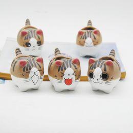 2019 vasi di ceramica animale Cute Animal Cat Succulente Vasi in ceramica dipinta a mano Fioriera Green Plant Planters Fit Desktop Gifts 2 9jc E1 sconti vasi di ceramica animale