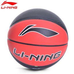 Li-Ning Wade Série Basketball Synthétique Professionnel Taille 7 PU En Plein Air LiNing Sports Basketball ABQM062 ZYF230 # 261512 ? partir de fabricateur