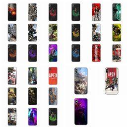 галактический чехол для телефона Скидка Apex Legends Чехол для телефона 30 стилей 3D печать ТПУ Задняя Крышка для Galaxy iPhone другой чехол для телефона сувениры сувениры AAA1858