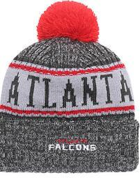 Discount Price Fashion Beanie Sideline Cold Weather Graphite Sport Knit Hat  All Teams winter FALCONS Knitted ATL Wool Cap 02 e13af8b38dbd
