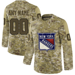 Marca maillot maillot online-Hombres New York Rangers 93 Mika Zibanejad 20 Chris Kreider 8 Cody McLeod 30 Henrik Lundqvist 36 Esteras Zuccarello 11 Mark Messier Hockey Jersey