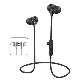 Bluetooth écouteurs sport casque sans fil Bluetooth casque mains libres écouteurs avec micro pour huawei Xiaomi Samsung iphone ? partir de fabricateur