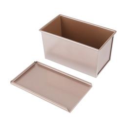 2019 toastbox Diniwell Rechteck Große Toastbrotform Box Mit Deckel Für Kinder Geburtstag Kuchen Backen Gebäck Dessertform Dekorieren Tools Q190605 rabatt toastbox