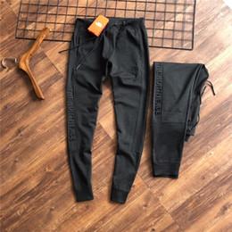 Pantaloni degli uomini di bambù online-19ss The North Men canna da pesca in vita con elastico in bambù Pantalone Pantaloni da uomo Pantaloni sportivi da allenamento per donna