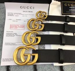 363039c840b9b Moda Ceinture Cinturón de lujo para hombre para las mujeres Cinturones de  cuero genuino para los hombres Diseñador de la marca Cintos Hombre de alta  calidad ...