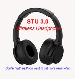 Haute qualité marque STU 3.0 casque sans fil sport écouteurs son stéréo bandeau de jeu casques sans fil pour Android ISO livraison gratuite ? partir de fabricateur