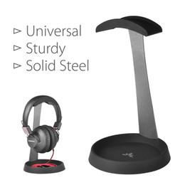 pièces de câble de casque Promotion ccessories Parts Enrouleur de câble Avantree en aluminium avec support de câble pour support de câble pour Sennheiser, Sony, Audio-Headp ...