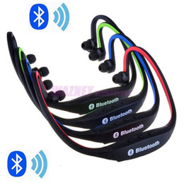 Nota da galáxia do bluetooth dos auscultadores on-line-Stereo S9 Sports sem fio Bluetooth 3.0 Headset fone de ouvido para Samsung Galaxy Note iphone Huawei Xiaomi 100pcs