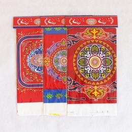 tisch-overlays für hochzeiten Rabatt Muslim Antependium PE Kunststoff Tischdecke Id Al Fitr Ramadan Dekoration Klassische Rechteck Tischdecke WB127