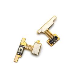 Один касание кабель онлайн-10 шт./лот, новый совместимый для Alcatel One Touch Idol 4 6055 OT6055 кнопка включения и выключения ключа Flex ленточный кабель замена