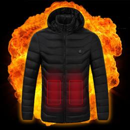 Outdoor caminhadas roupas on-line-S-3XL Waterproof aquecida Caminhadas jaqueta, casaco à prova de vento de Inverno Homens, Esquiar lã quente Jeakets, Roupas à prova de chuva Homens Outdoor,