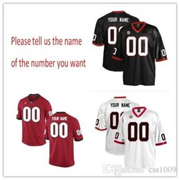 2af10b1e0 georgia bulldogs uga 11 jake fromm 10 eason 27 nick chubb 34 herchel walker  3 todd gurley college football stitched jerseys