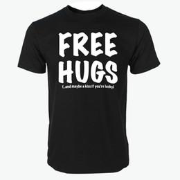 Estado sudadera online-2019 verano nueva impresión 3D FREEHUGS Europa y los Estados Unidos sudadera casual con capucha cuello redondo suelta camiseta de manga corta