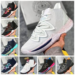 Distributeurs White Shoes Basketball Gros Orange Kyrie En Ligne hrtsQd