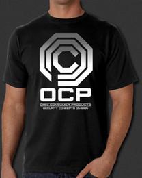 2019 filme de produtos Ocp Robocop Sci - Fi Filme Omni Consumer Products Nova T-shirt S - 6xl desconto filme de produtos