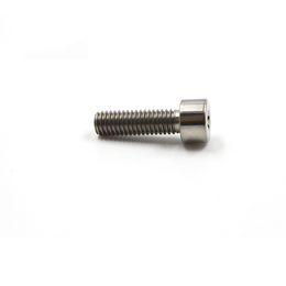 4Pcs M5X18 Bicycle Titanium Ti Allen Hex Round Cap Head Cylinder Bolt Screw