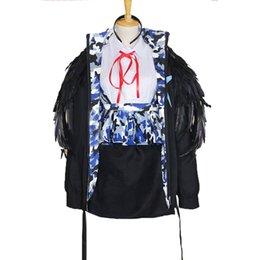 Filles Frontline tonnerre Costume Cosplay Carnaval d'Halloween Bataille Unifroms Set complet avec sac et des gants ? partir de fabricateur