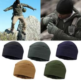 2019 chapéus de lã para homens Novo Homens Mulheres Unisex Inverno cor sólida macia e quente Cap Polar espessamento Beanie Hat Windproof Hat Outdoor Fleece desconto chapéus de lã para homens