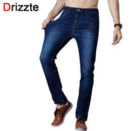 7f7010fbaf5 Drizzte Brand New Fashion Mens Jeans Slim Stretch Pants Denim Trousers Size  32 33 34 35 36 38 40 42 Jeans for Men