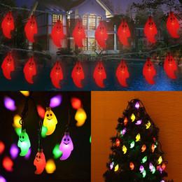 Yeni LED Hayalet Işıkları Cadılar Bayramı Noel Süslemeleri 20 Işıkları Hayalet Güneş Ev Açık Bahçe Veranda Parti Tatil Malzemeleri Stokta AN2585 nereden