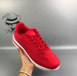 Toptan CORTEZ ULTRA MOIRE ayakkabı mens bayan ayakkabı sneakers ucuz atletik deri orijinal kırmızı cortez ultra hareli yürüyüş ayakkabıları satış 36-45 nereden