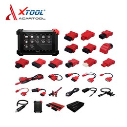 Herramienta de diagnóstico OBD2 automotriz original del XTOOL PS90 del 100% con Wifi / BT / Key Programmer / EPS / Corrección del odómetro para los tipos multi del coche desde fabricantes