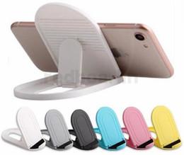Einstellbarer flexibler stand online-Telefonhalter Faltbare Flexible Einstellbar Desktop Faule Ständer Halter Universal Klapphalterung Handyhalter Für Samsung S9 iphone X