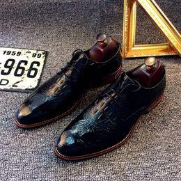 Vestir Distribuidores De Cocodrilo Zapatos Descuento t7tqpd6rw