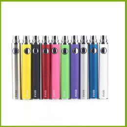 Evod электронной сигареты батареи для mt3 CE4 Се5 испаритель электронная сигарета комплект 650mah 900ма 1100mah электронная сигарета аккумулятор для стартовый комплект DHL cheap evod ce4 starter kit от Поставщики evod ce4 стартовый комплект