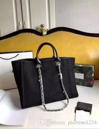 tessuti di lino Sconti New fashion designer in cotone, lino, tessuto, super shopping da donna in vacchetta, borse, spiagge, borse, tracolle singole